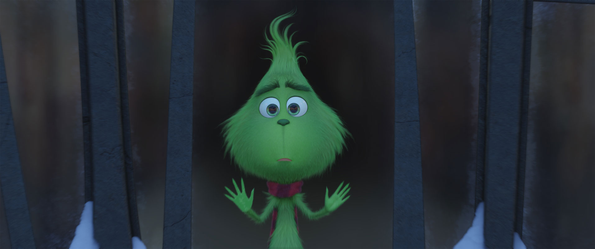 Image result for 鬼靈精 The Grinch 剧照